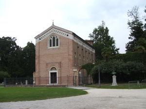 Cappella degli Scrovegni: Esterno