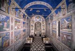 Cappella degli Scrovegni:Interno