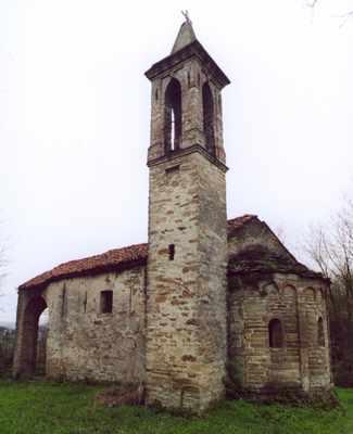 Morsasco (Al), Chiesa di San Vito