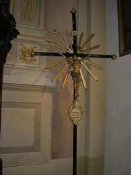 Anzola dell'Emilia: Croce Processionale