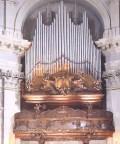 Organo Maggiore del Duomo di Santa Tecla ad Este (1757), costruito da P. Nacchini e G. Callido