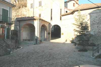 Restauro antica loggia a Morsasco