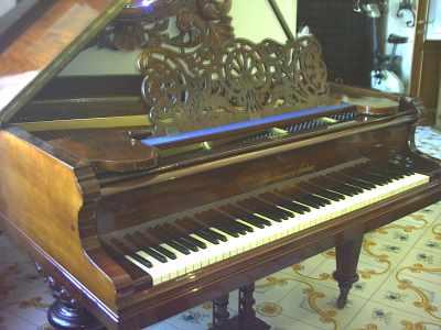 Pianoforte Schiedmayer & Sochne Stuttgart