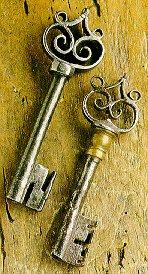 Antiche Chiavi e serramenti