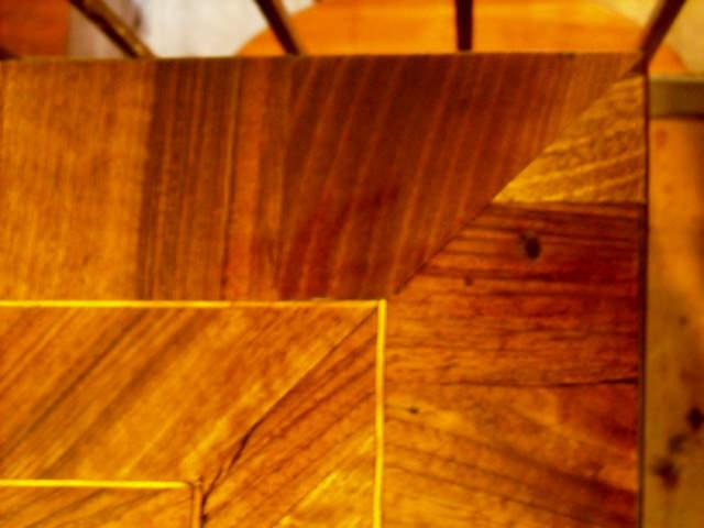 Cassettone neoclassico: Lombardia XVIII sec