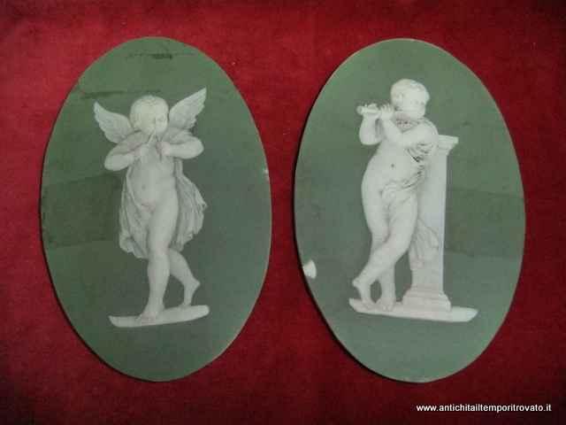 Le porcellane Wedgwood: Orologio Wedgwood